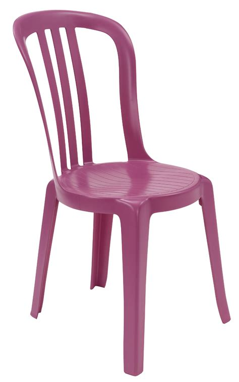 chaise de jardin chaise de jardin miami bistrot grosfillex
