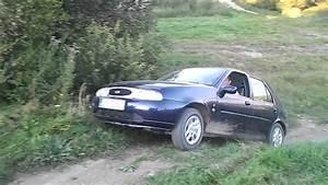 Ford Fiesta Mk4 Offroad