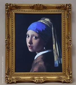 Das Mädchen Mit Dem Perlenohrring Gemälde : gem lde von vermeer m dchen mit perlenohrring kunstgalerie ~ Watch28wear.com Haus und Dekorationen