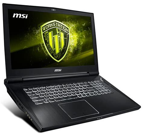 buy msi wt sk xeon  workstation  laptop  tb ssd