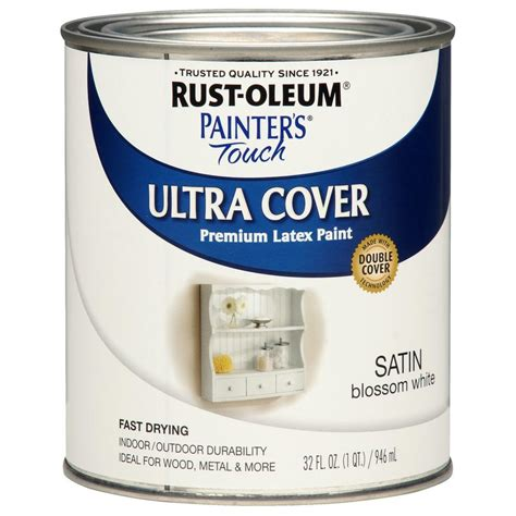 Rustoleum Boat Bottom Antifouling Paint Reviews by Rustoleum Satin White Compare Prices At Nextag