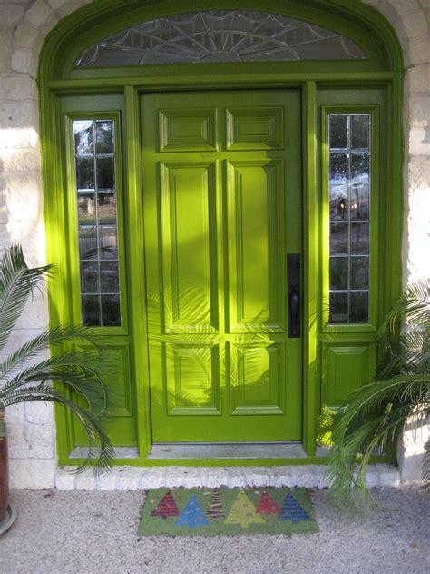 fancy painted front doors