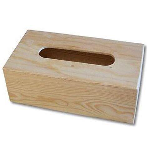 boite 224 mouchoirs rectangulaire en bois loisirs cr 233 atifs boites coffre cultura