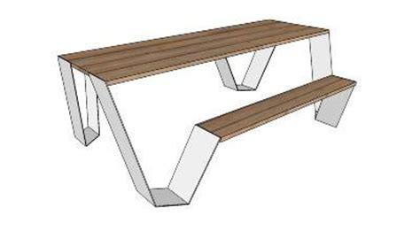 sketchup components  warehouse outdoor furniture