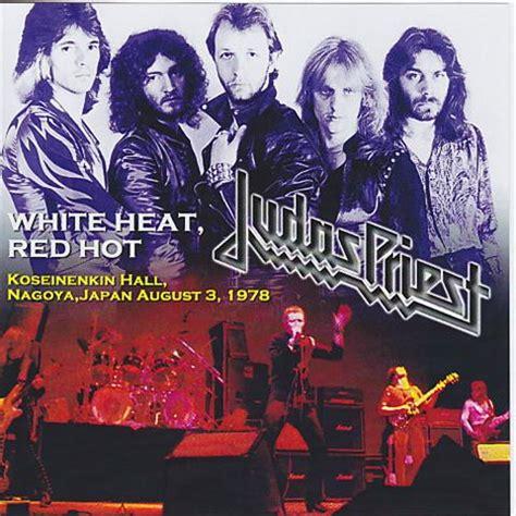 Judas Priest  White Heat Red Hot Cdbootleg