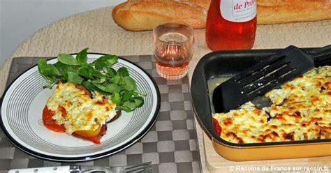 brousse cuisine recette tian de légumes à la brousse sur recoin fr