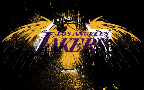 L A Lakers Wallpaper For Iphone Wallpaper Wallpaperlepi