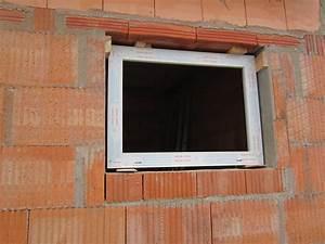 Fenster Nachträglich Einbauen : unser hausbau garage in eigenleistung einbau von fenster und eingangst r ~ Watch28wear.com Haus und Dekorationen