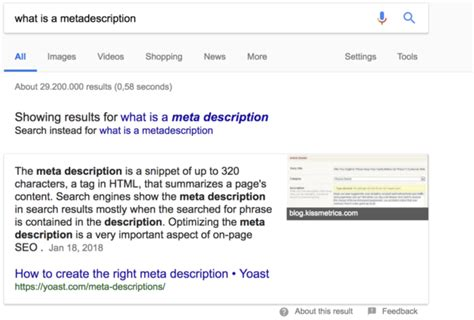 Seo Search Results by Seo Basics Elements Of The Search Engine Results
