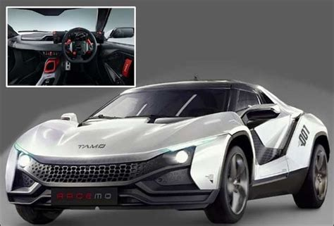 Who Makes Seat Cars by Inexpensive 2 Seat Sports Car Tamo Racemo Makes A Debut At