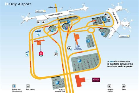 Airports of Paris: Orly Airport