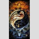 Demons Drawings With Wings | 256 x 480 jpeg 35kB