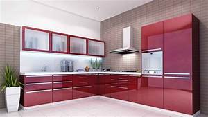 25 latest design ideas of modular kitchen pictures With kitchen cabinet trends 2018 combined with metal wall art sale