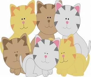 Kittens Clip Art - Kittens Image
