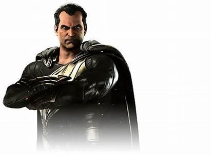 Injustice Adam Batman Captain Among Marvel Supergirl