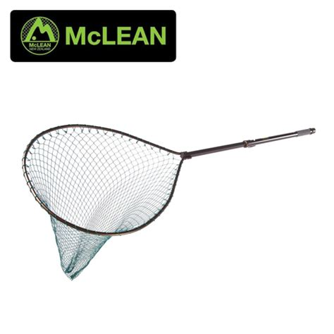 mclean bronze series folding hinged ejector nets