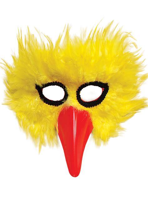 unique bird face masks party superstores