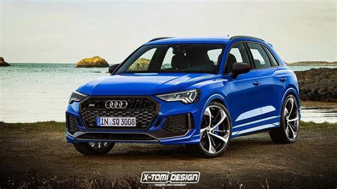 audi q3 fantastic 2019 audi q3 rendered in rs trim looks freaking fantastic