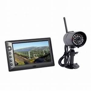 Systeme Video Surveillance Sans Fil : kits videosurveillances tous les fournisseurs ensemble ~ Edinachiropracticcenter.com Idées de Décoration