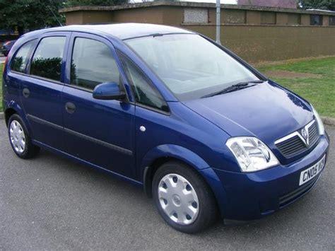 vauxhall blue used vauxhall meriva for sale uk autopazar autopazar