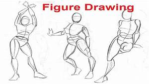 Figure Drawing Lessons 1  8