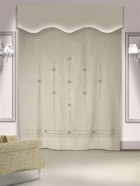 tende di lino ricamate a mano pannello tenda puro lino dafne pannelli lino centro
