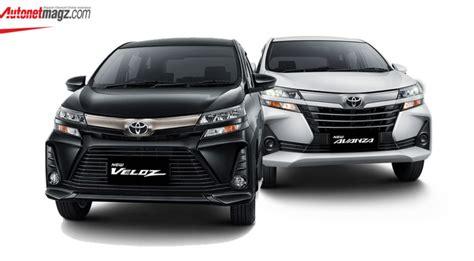 Toyota Avanza Veloz 2019 Picture new toyota avanza veloz 2019 resmi diluncurkan fitur