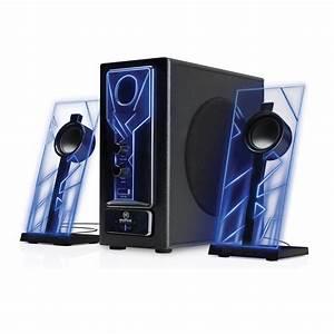 Bluetooth Lautsprecher Für Pc : wireless bluetooth 2 1 computer speakers with subwoofer ~ A.2002-acura-tl-radio.info Haus und Dekorationen