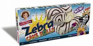 Zebra® Cake Rolls   Little Debbie