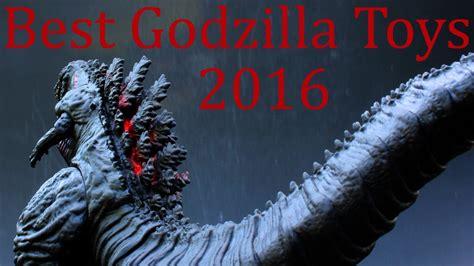 Best Godzilla Toys Of 2016