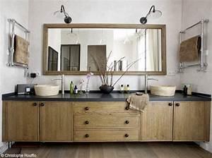Movel de lavatorio zen fotos e imagens for Idee deco cuisine avec meuble salle de bain style scandinave