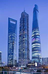 Shanghai Tower Tallest Building
