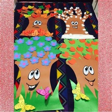 seasons craft crafts  worksheets  preschool