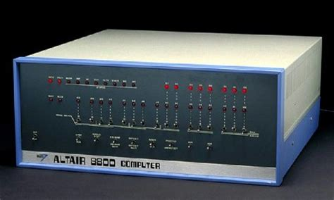 aoa computer museum  altair