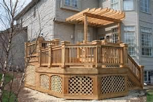 home builder free custom decks
