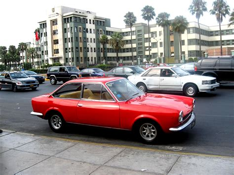 fiat 124 sport coupe fiat 124 sport coupe 1969 photos 5 on motoimg