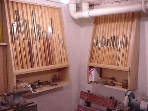 stumpy nubs show     lathe tool rack