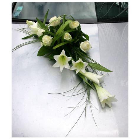 fleurs voiture mariage prix