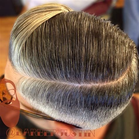 repined by thegreaseShop.com   Slick hairstyles, Hair ...