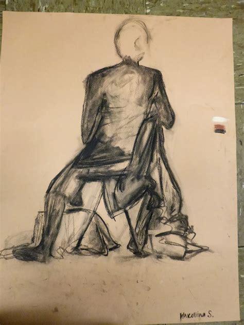 Lane Tech Art Studio Figure Drawing And Expressing Light