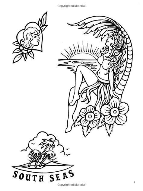 Classic Tattoo Designs: Coloring Book: Eric Gottesman | Classic tattoo, Tattoo designs, Colorful