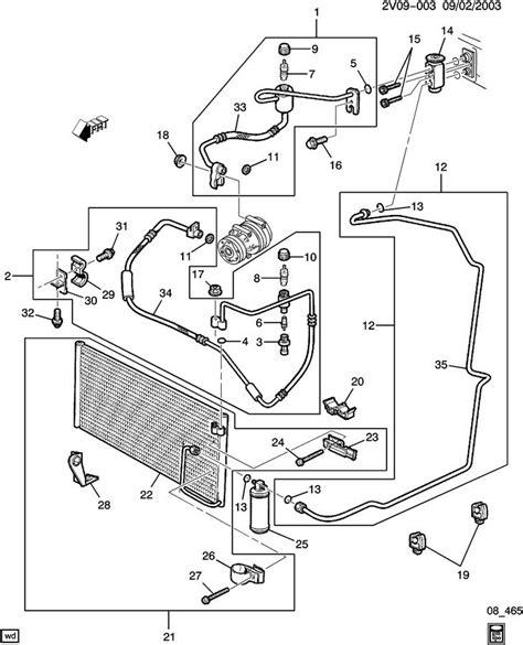 2008 Chevy Trailblazer Engine Diagram