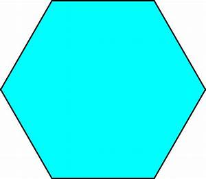 Hexagon Clip Art At Clker Com