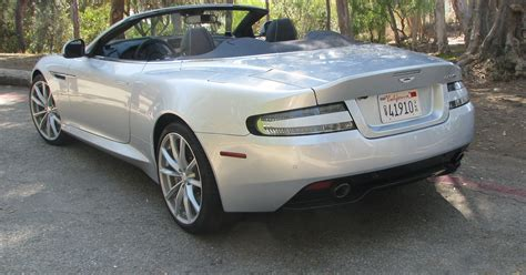 Aston Martin's Db9 Gt Is Sensual But Pricey