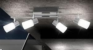 Led Strahler Flur : led wand lampe decken strahler wohn ess zimmer beleuchtung flur leuchte spot ebay ~ Markanthonyermac.com Haus und Dekorationen