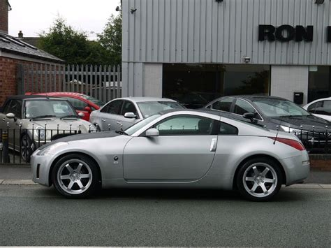 Used 2004 Nissan 350z Automatic 18inch Alloys For Sale In