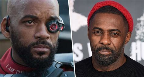 Idris Elba Will Replace Will Smith As Deadshot In Suicide ...