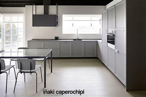 mobiliario de cocina de la serie arkadia de dica