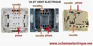 Branchement Va Et Vient : sch ma va et vient electrique branchement et montage ~ Melissatoandfro.com Idées de Décoration