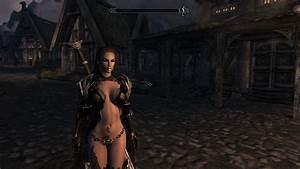 Skyrim Female Nord Warrior by SpaceMadMonkey on DeviantArt